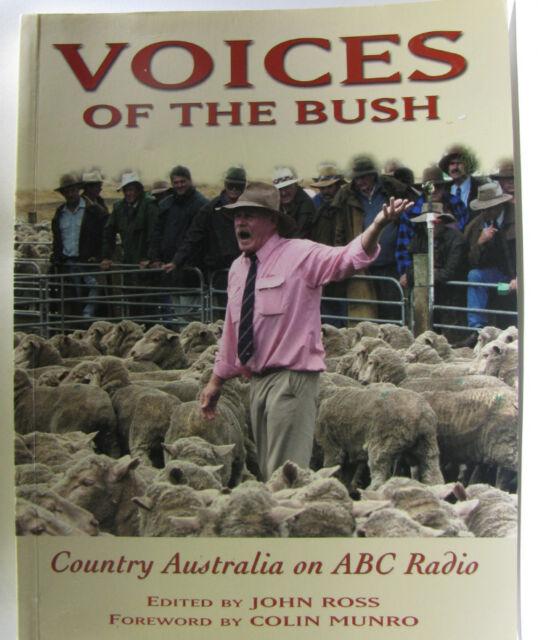 #JL18,, ABC Radio National Staff VOICES OF THE BUSH, SC GC