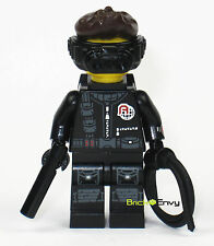 2016 LEGO #71013 Minifigures Series 16 Spy Minifigure New Sealed