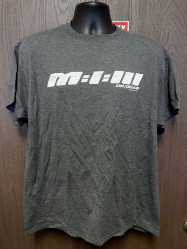 Rare Mission Impossible III Movie Promo T-Shirt Never Been Worn Tom Cruise