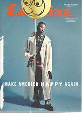 Pharrell Williams Esquire Magazine February 2017 Make America Happy