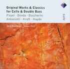 Original Works & Classics for Cello & Double Bass (CD, Jan-2006, Apex (UK))