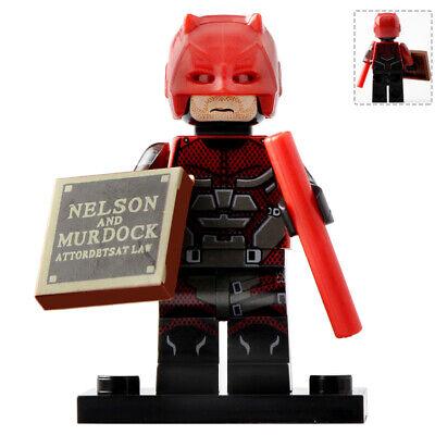 Marvel Universe Lego Moc Minifigure Gift Kids Toy Collection Batman Ninja