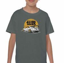JZA80 Supra Unofficial Tribute TShirt T-Shirt Tee Kids Unisex Childrens Car 2JZ