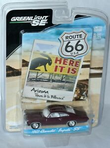 Greenlight-Route-66-1967-Chevrolet-Impala-SS-Aubergine-1-64-Lim