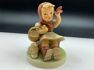 Hummel-Figurine-65-I-Good-Bye-4-11-16in-1-Choice-Top-Condition