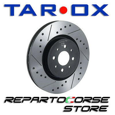 DISCHI SPORTIVI TAROX Sport Japan FORD FIESTA MK6 1.4 LPG 92CV 2009-> ANTERIORI