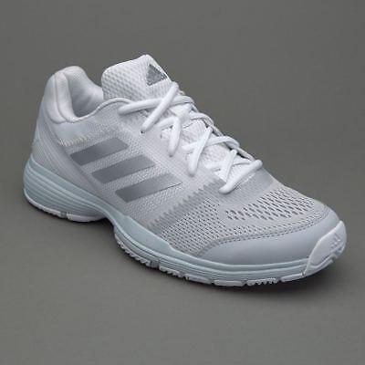 Adidas Femmes Filles Barricade Club Chaussures De Tennis Baskets BB3378 Taille UK 4,4 .5, 5 | eBay