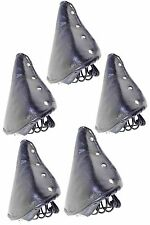 Wholesale Job Lot 5x Classic retro Style Bicycle Saddle With Suspension Spring