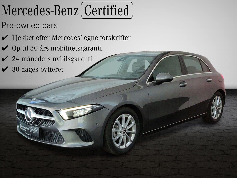 Mercedes A180 d 1,5 Advantage aut. 5d - 319.800 kr.