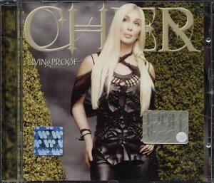 Cher-Living-Proof-Cd-Sigillato
