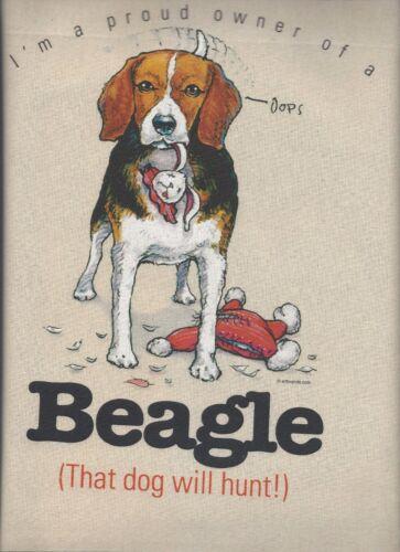 Beagle  Funny Tote
