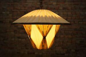 Vintage-Deckenlampe-50er-Lampe-Rockabilly-Leuchte-Mid-Century-Design-50s-Lamp