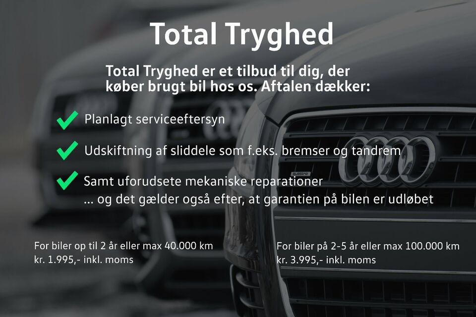 Audi Q3 1,4 TFSi 150 Sport Limited Benzin modelår 2018 km