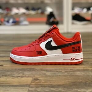 Details zu Nike Air Force 1 Low ID Gr.38 Sneaker Schuhe rot AQ4012 993 Classic Retro