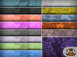 Satin-Floral-Jacquard-Fabrics-58-034-Wide-Sold-by-the-yard