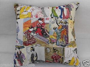 Glimpse-of-Geisha-Cushion-Cover-45cm-x-45cm-100-Cotton