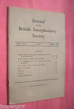 1949. THE DYNAMICS OF SPACE FLIGHT. ARTHUR C CLARKE. 1st EDITION. 1st PRINTING