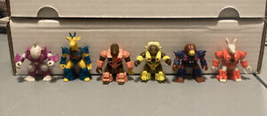 battle beasts lot series 1 and series 3 - 6 characters