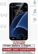 NUOVA Cover Protezione Schermo Trasparente Protezioni Per Samsung Galaxy s7 1st Classe Affrancatura