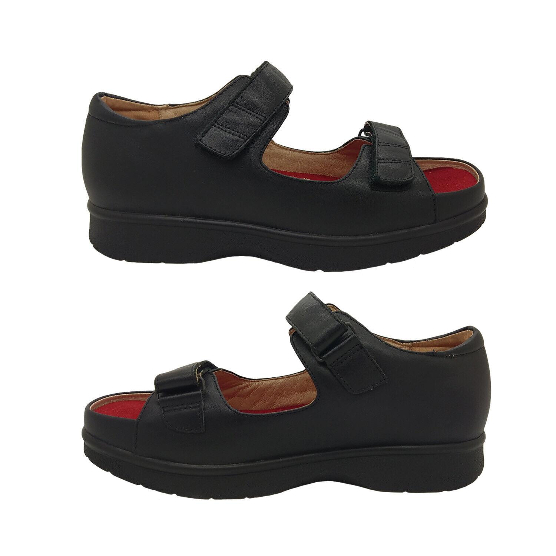 SureFit MR 107 Series Specialist Orthopedic Shoes 2 Strap Open Toe Adjustable