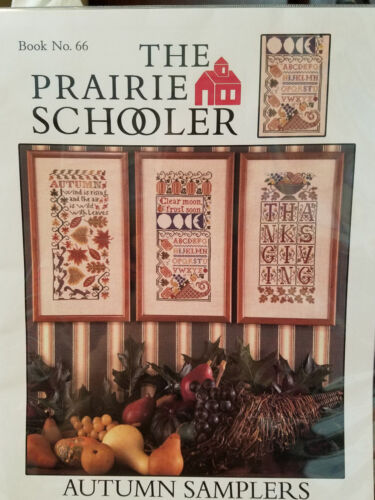 Prairie Schooler Counted Cross Stitch Charts Choose #14-#167 updated 7//4//18