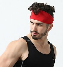 Mens Headband - Guys Sweatband & Sports Headband for Running, Working Out and