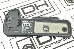 Nikon-D200-Bottom-Base-Cover-With-Battery-Door-Replacement-Repair-Part-DH6510