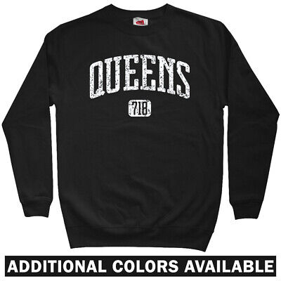 Queens 718 NYC Hoodie Men S-3XL New York City Mets Bridge JFK Mobb Deep Rap