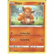 MINT Rev Holo Pokemon VULPIX 024//192 Rebel Clash