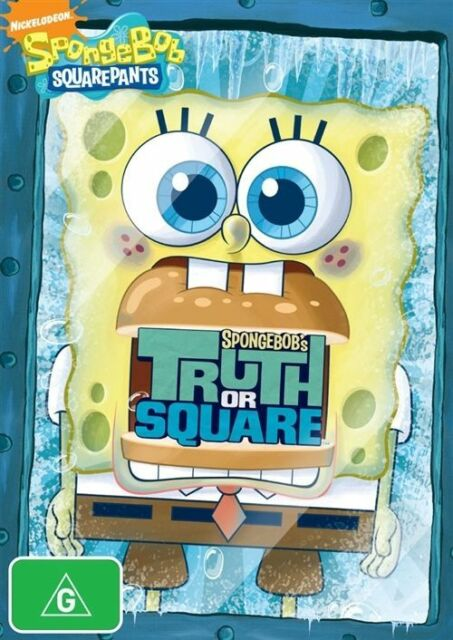 Spongebob Squarepants - Truth Or Square (DVD)
