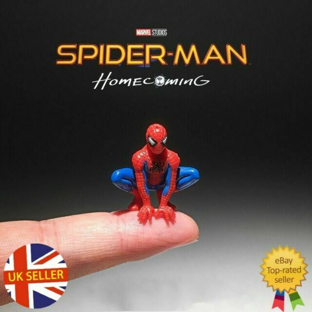 Spiderman Figure Kids Loot Party Bag Fillers Toys Homecoming Marvel End Game UK