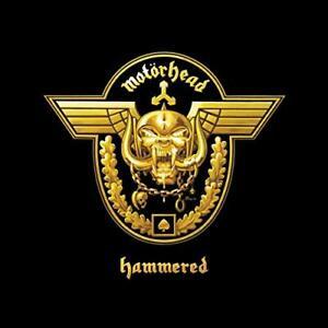 Motorhead-Hammered-CD