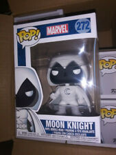 Marvel Moon Knight White Retired Funko Pop Exclusive RARE UK STOCK Gift Idea