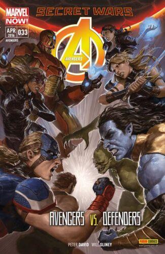 NEU Avengers 33 Panini deutsch