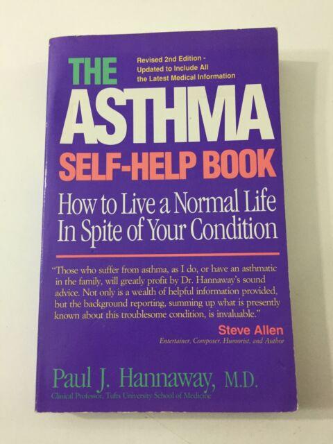 Asthma Self-Help Book - Paul J. Hannaway (1994, Paperback, Revised)