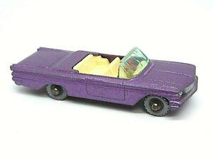 Matchbox-Lesney-No-39b-PONTIAC-BONNEVILLE-CONVERTIBLE-mas-raro-violeta-metalico