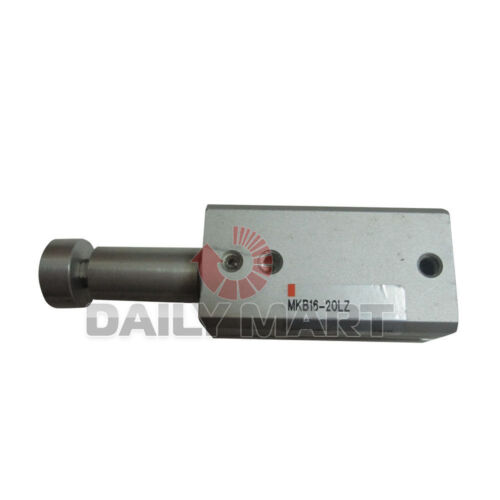 NEW SMC MKB16-20LZ Clamping Actuator Cylinder Rotary Clamp