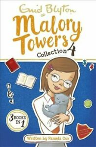 Malory-Towers-Collection-4-Books-10-12-by-Enid-Blyton-9781444935349-Brand-New
