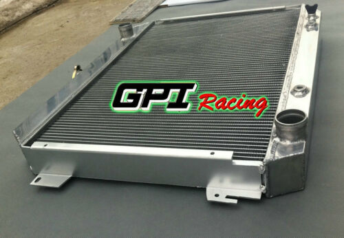 3 ROW ALUMINUM RADIATOR FOR 68-73 DODGE CHARGER//CHALLENGER 6.3L-7.2L V8