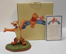 Tigger Figurine Winnie the Pooh and Friends Porcelain Keepsake with Original Box