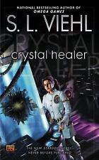 Crystal Healer: A Stardoc Novel Viehl, S.L. Mass Market Paperback