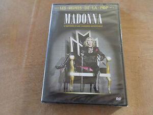 DVD-Les-reines-de-la-pop-MADONNA