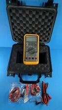 Fluke 87 Iii Trms Multimeter Very Good Screen Protector Hard Case More