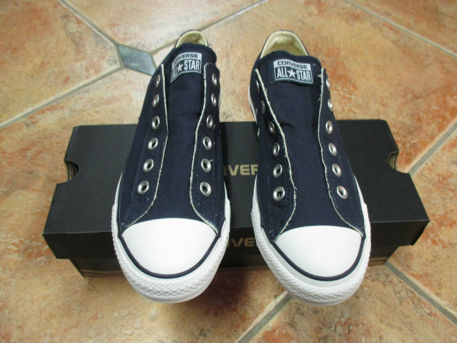 Converse Chucks All Star CT AS SLIP Größe Größe Größe 37 Navy Weiß Modell 1V020 Neu Turnschuhe 7b8662