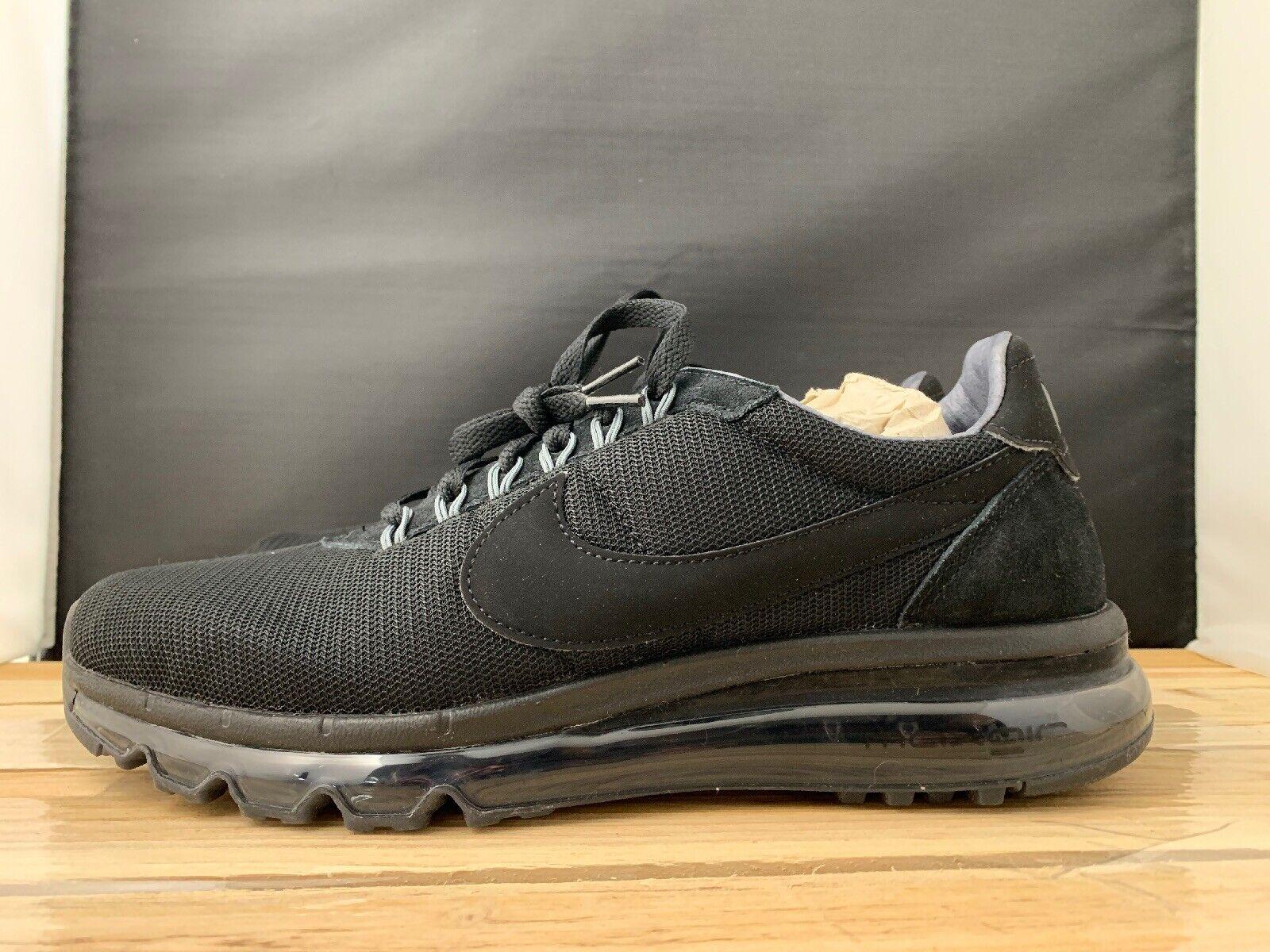 acd51b877c Men's Nike Air Max LD-ZERO Black Dark Grey 848624-005 Running shoes Size