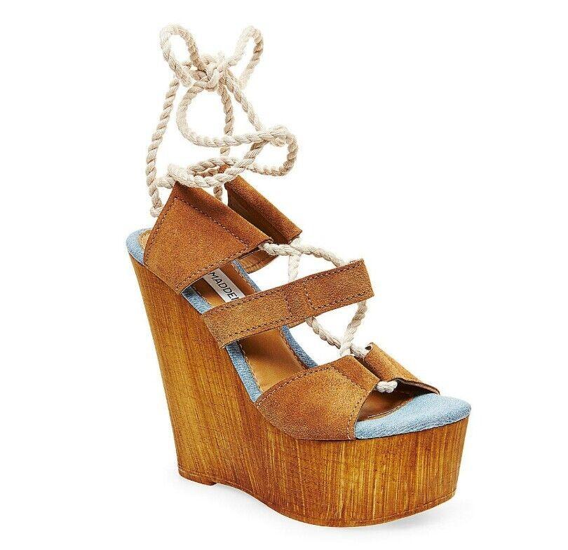 Steve Madden Platform Wedges Sandals