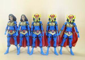 lot-of-5-DC-Universe-Classics-Wave-7-Big-Barda-action-figure-loose-6-034-h6