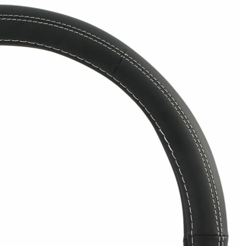 Ford Falcon /& FPV Bicast Leather Steering Wheel Cover 37-38cm