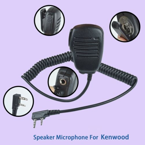 Speaker Mic For Kenwood  TK2160 TK2170  TK3170 NX220 NX320 radio