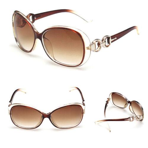 Hot Retro Vintage Women Shades Oversized Eyewear Classic Designer Sunglasses#DQ
